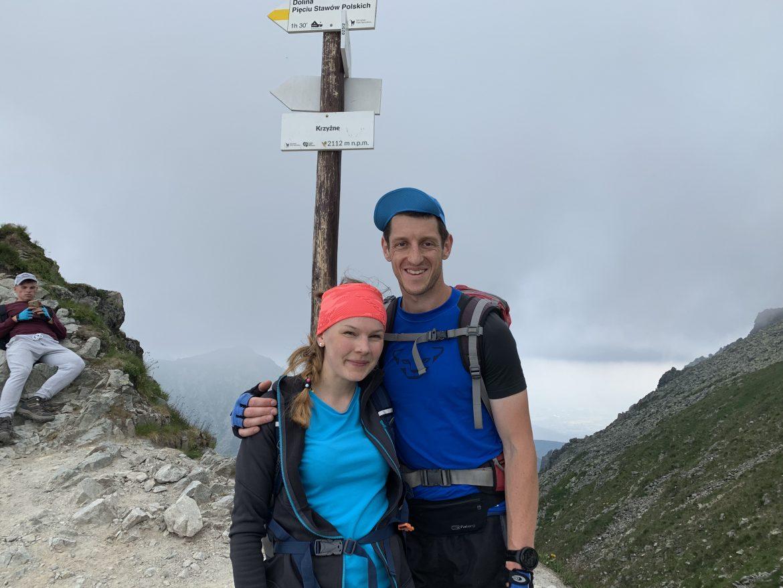 Tatry: Orla Perć [7.07.2019]
