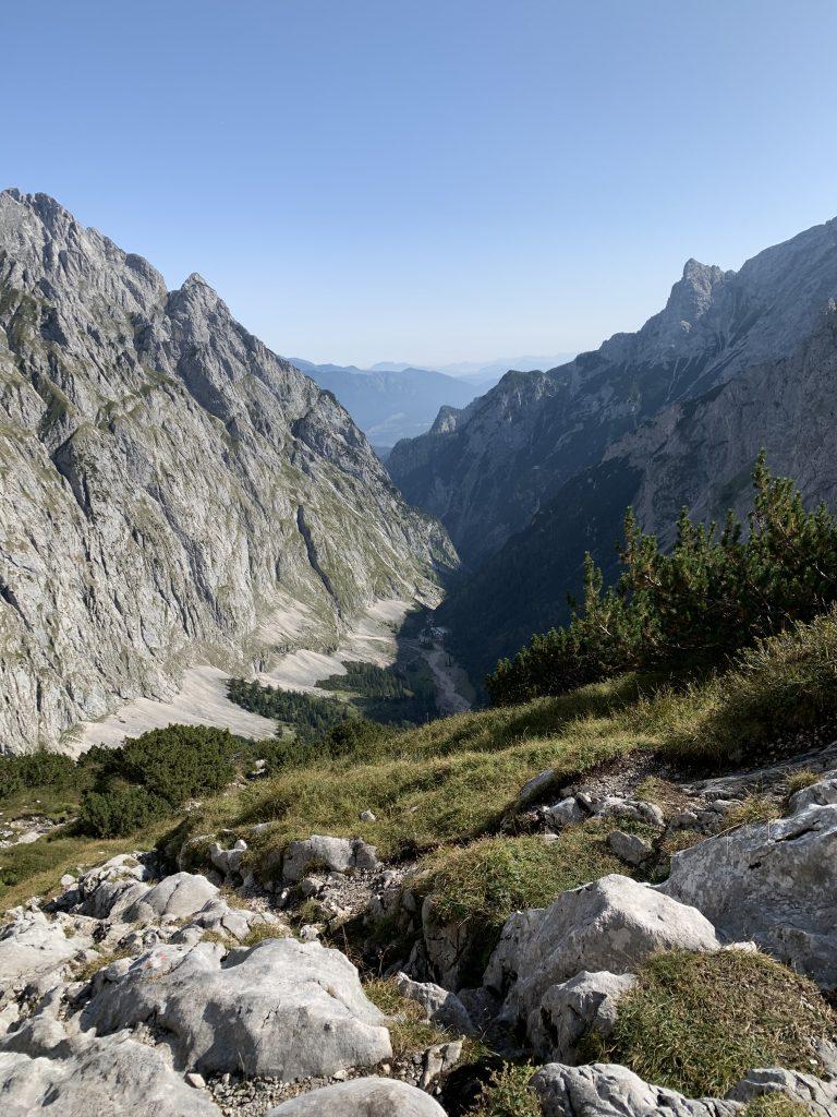 Sporo za nami, więcej przed nami. Za doliną Garmisch-Partenkirchen