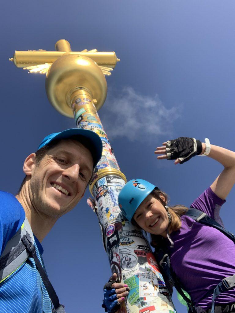 Radość na najwyższym szczycie Niemiec!
