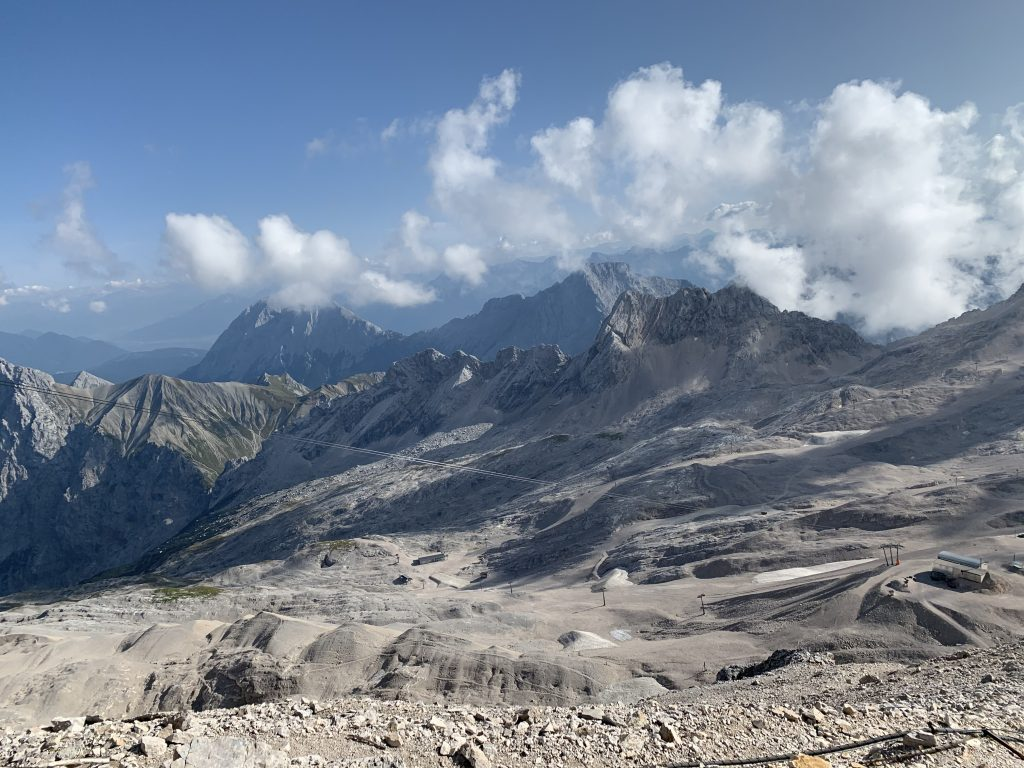 Góry i przestrzenie