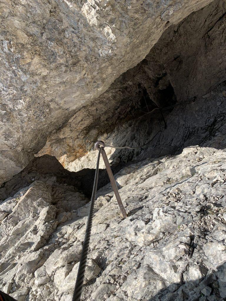 Meandrowanie w skalnych czeluściach