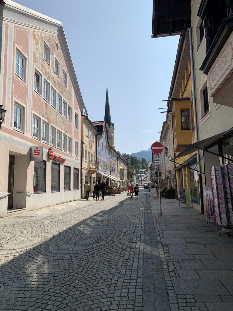 Garmisch-Partenkirchen - Ludwigstrasse