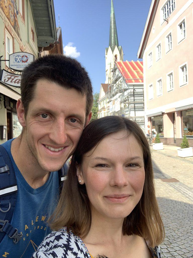 Garmisch-Partenkirchen - Dowód, że wszędzie razem
