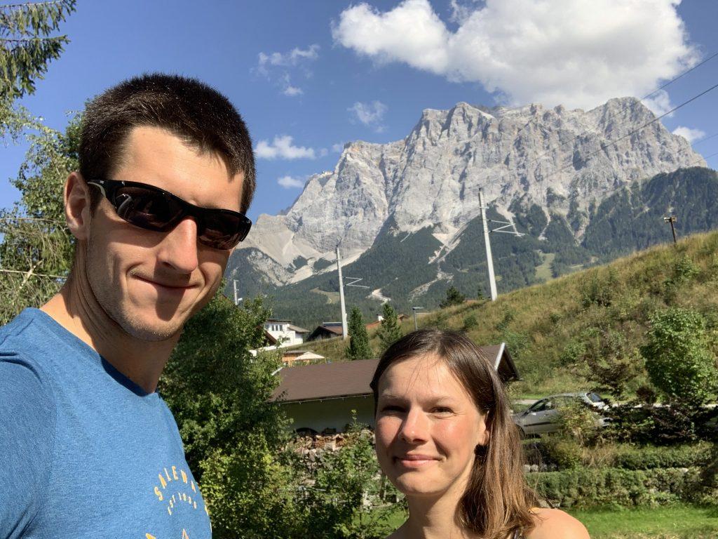 Garmich-Partenkirchen - Kolejne alpejskie masywy