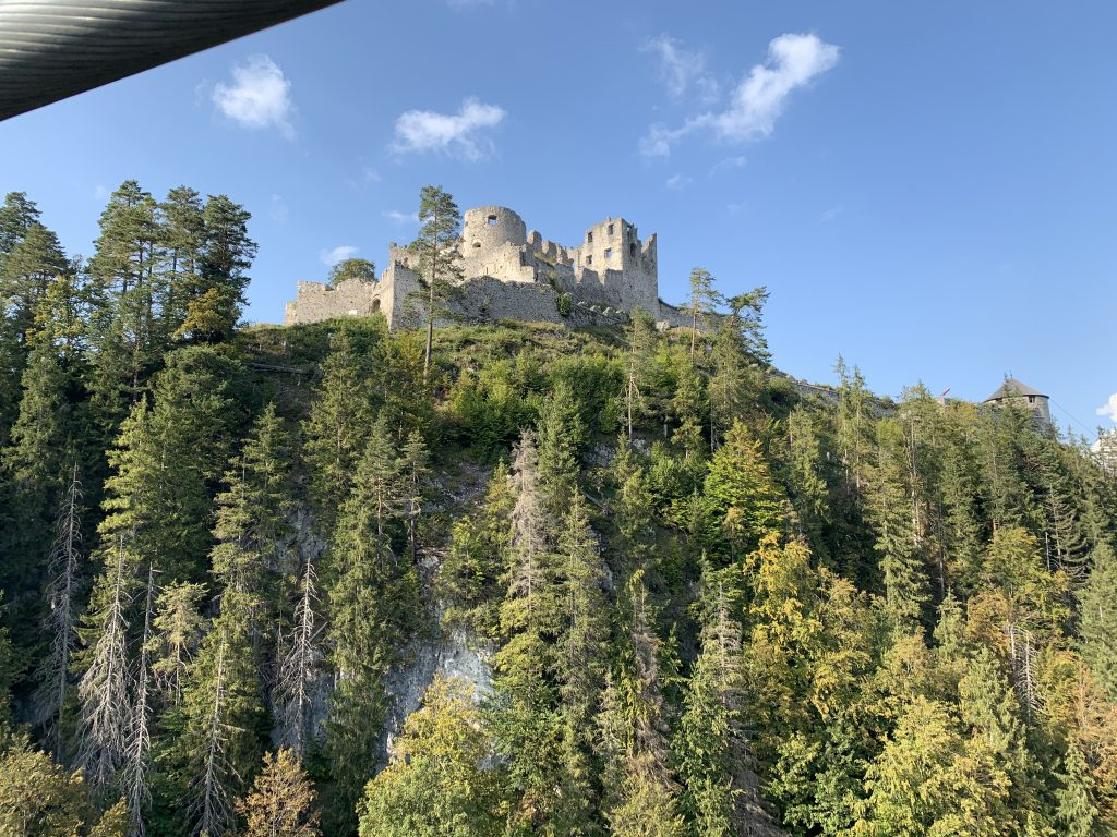 Garmich-Partenkirchen - Pośrednia wartownia
