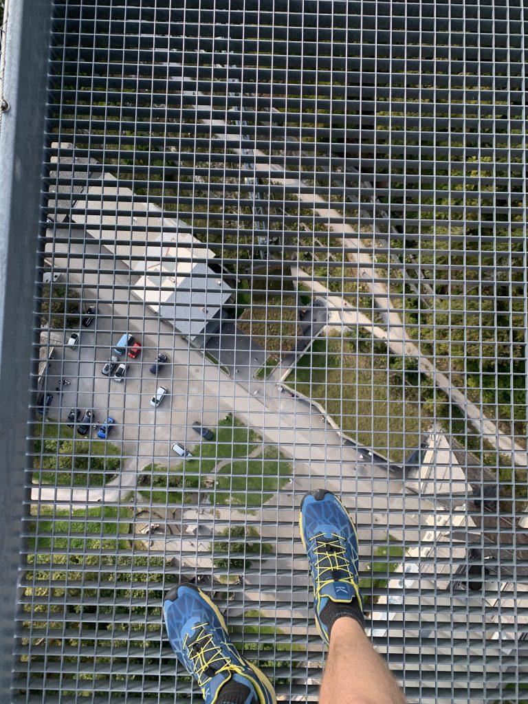 Garmich-Partenkirchen - 115 m przestrzeni pod butami