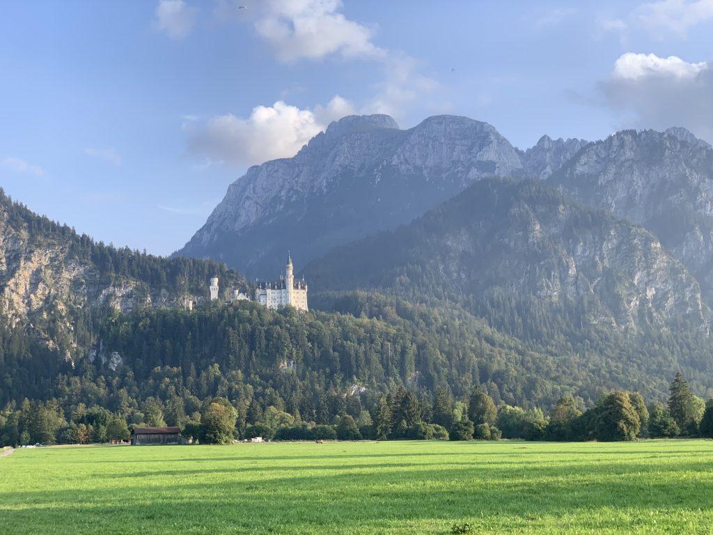 Garmich-Partenkirchen - Zamek Neuschwanstein