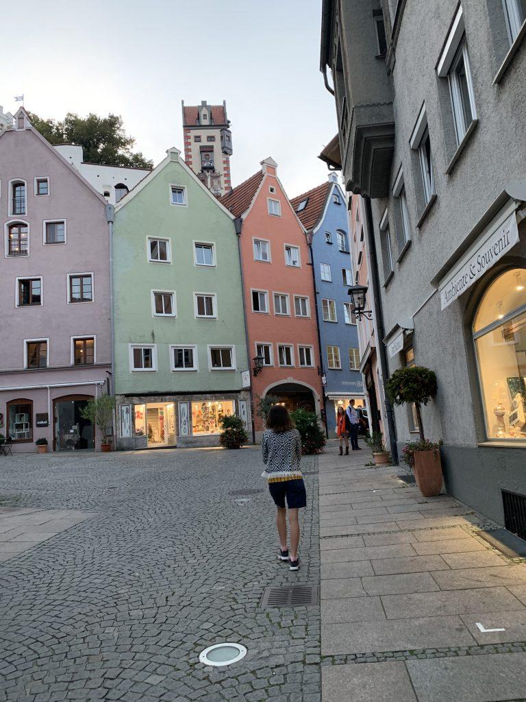 Garmisch-Partenkirchen - Centrum Füssen