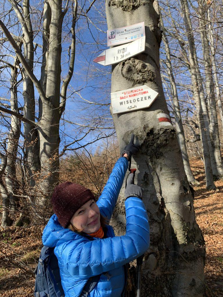 Cyrla - Jedyne 45 godzin Głównego Szlaku Beskidzkiego do bazy namiotowej SKPB Rzeszów :)