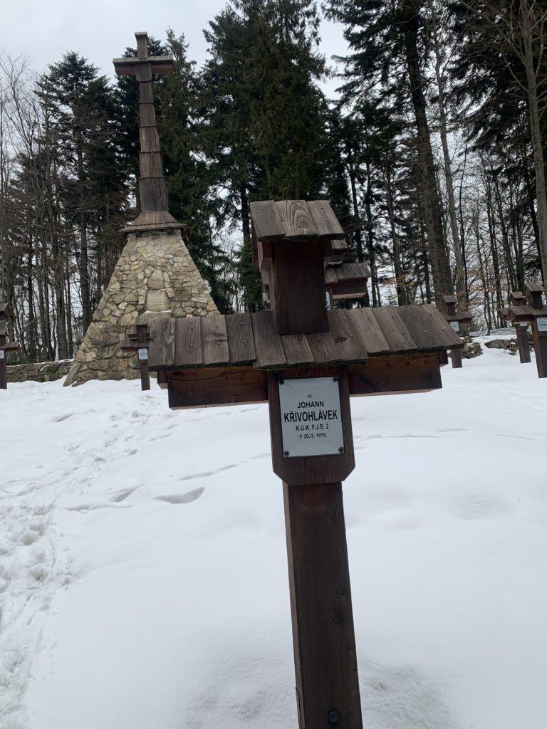 Magura Małastowska - Cmentarz nr 58 - Magura Małastowska
