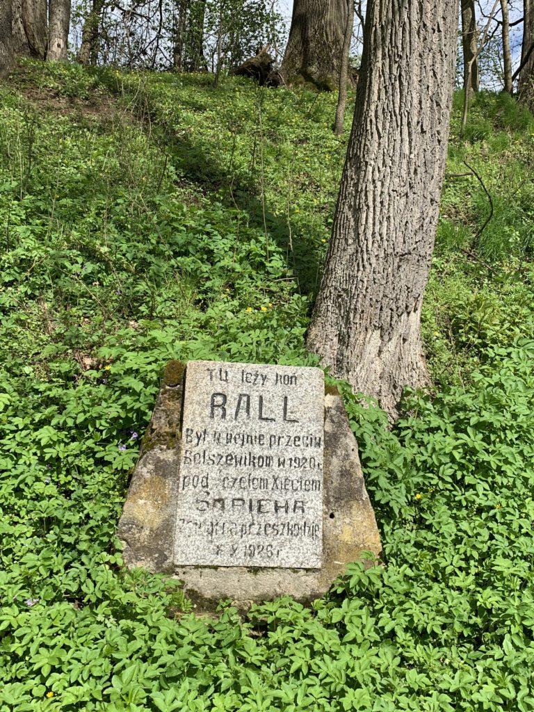 Ścieżka do Ralla - Wokół tego się zakręciła cała trasa