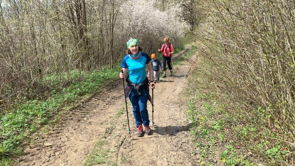 Ścieżka do Ralla - Pogórzańska Łania na pogórzańskim pobłociu