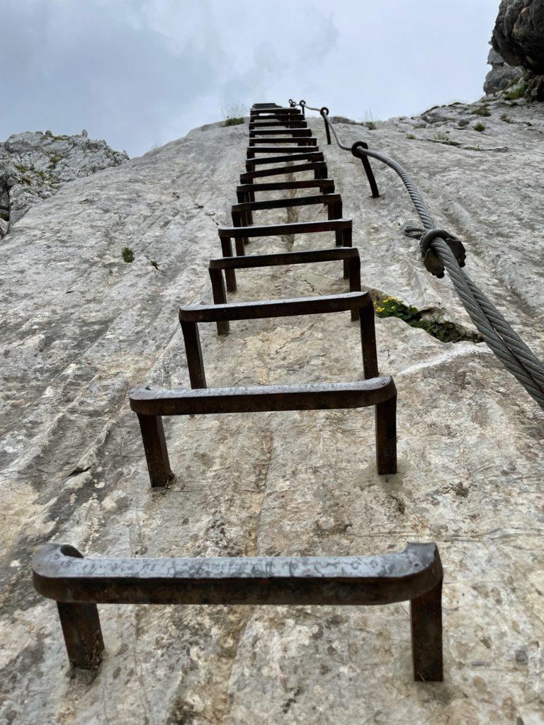 Alpspitze - Jak na strych :)