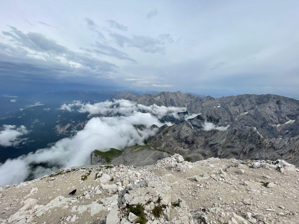 Alpspitze - Po to się między innymi wychodzi!