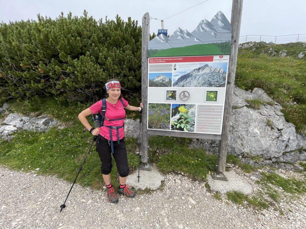 Alpspitze - Bezpiecznie i szczęśliwie