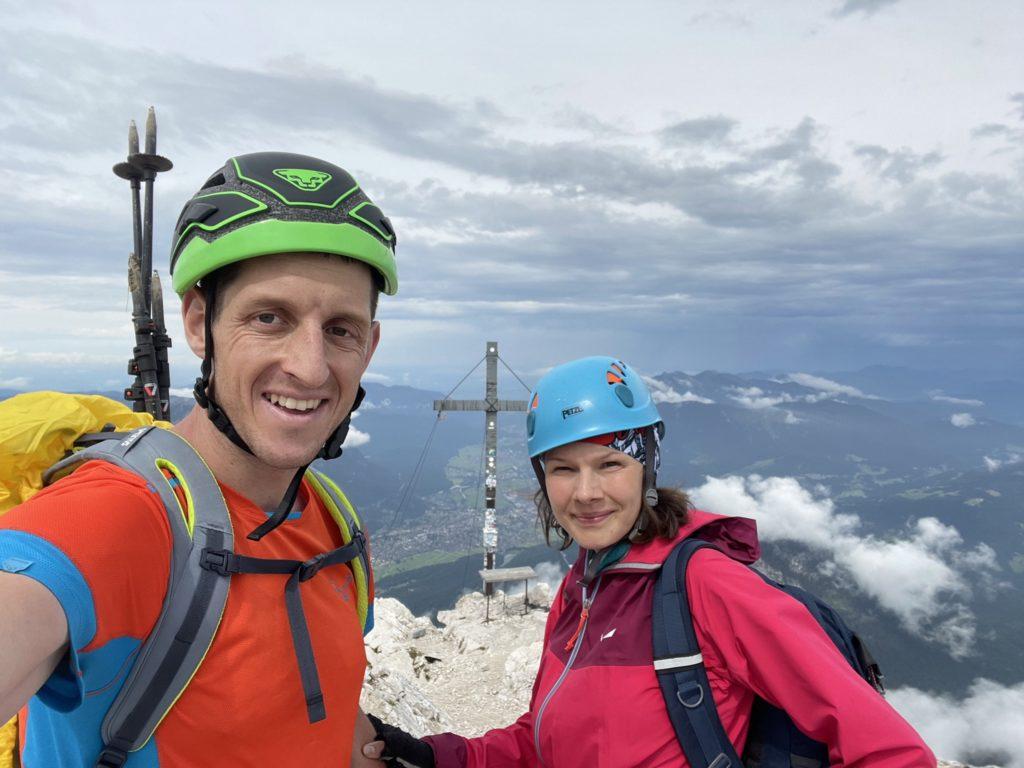 Alpspitze - Zdjęcie dowodowe :)