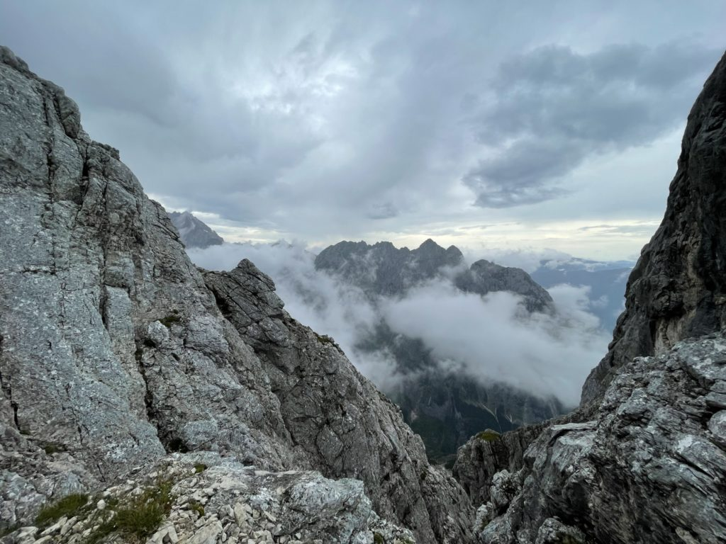 Alpspitze - Znów Waxenstein