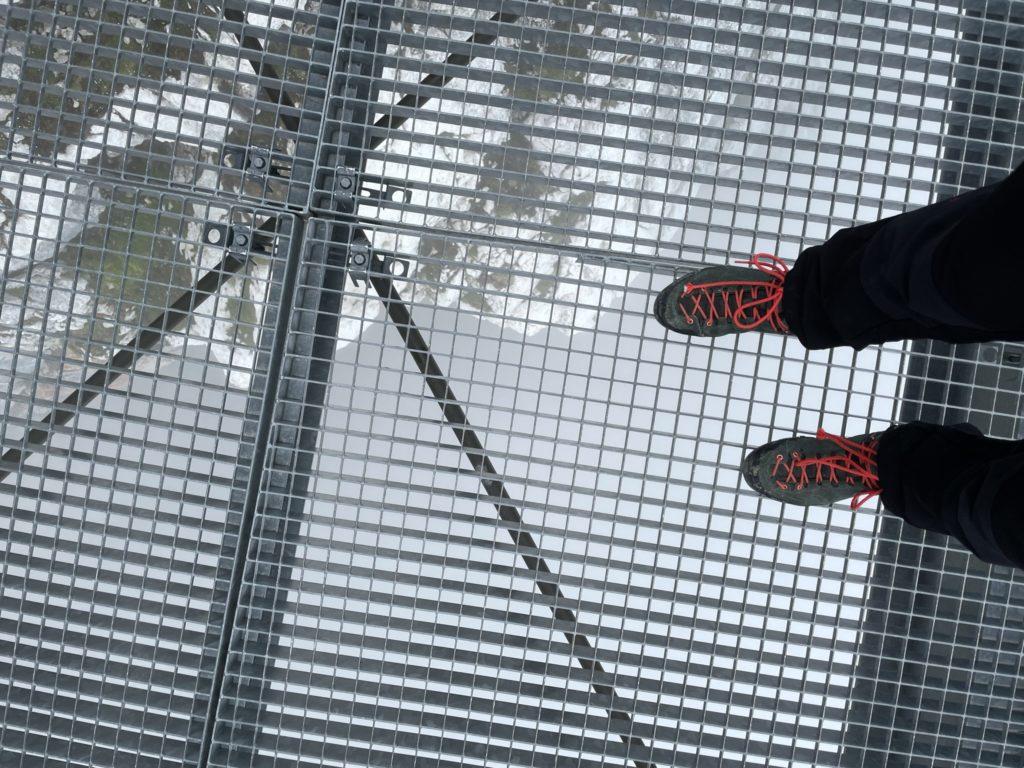 Alpspitze - Lufa na AlpspiX