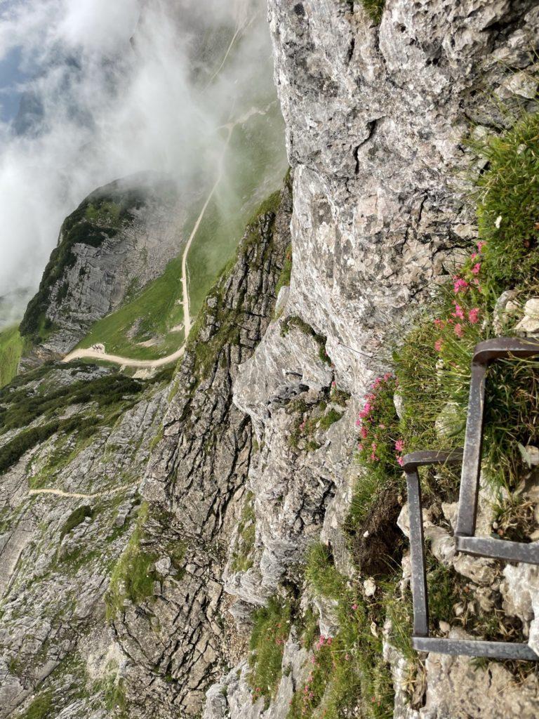 Alpspitze - No to się zaczeło